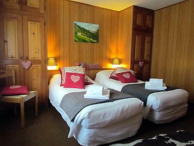 Hotel Lysjoch - Le camere
