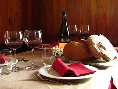 Hotel Lysjoch - Il ristorante